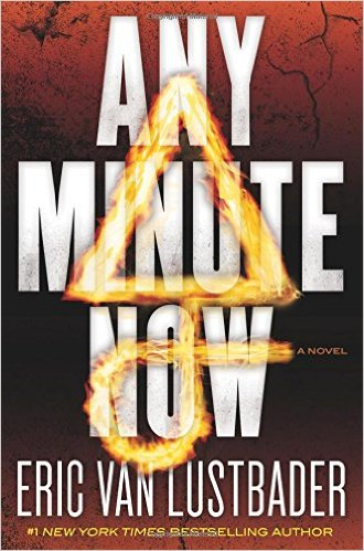 Any Minute Now: A Novel