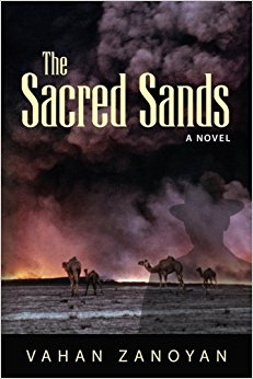 The Sacred Sands: a novel