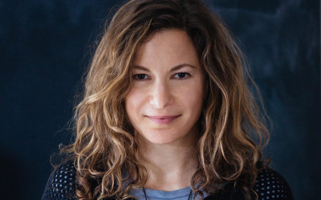Amanda Stern, Author of Little Panic Book