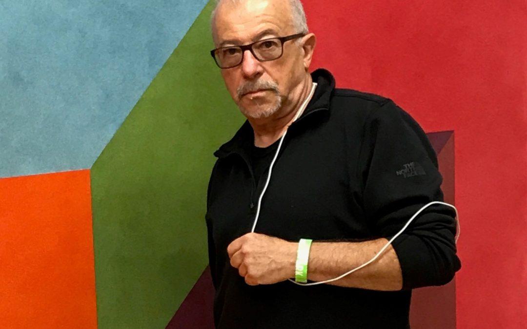 Andrei Codrescu, Author of No Time Like Now Book