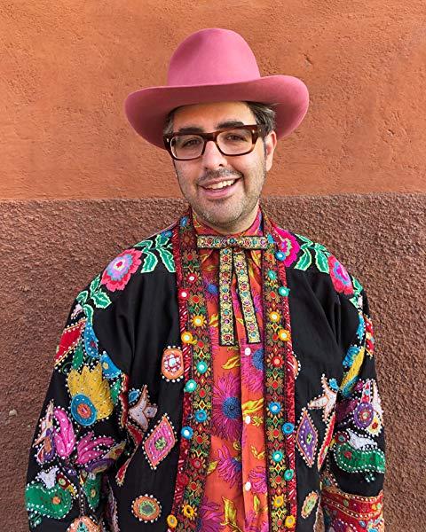 Ari Seth Cohen, Author of Advanced Love Book