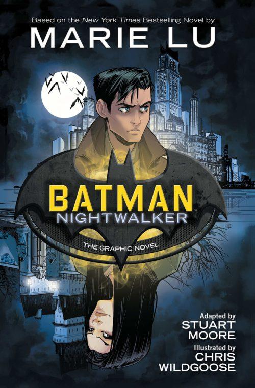 Batman: Nightwalker (The Graphic Novel)