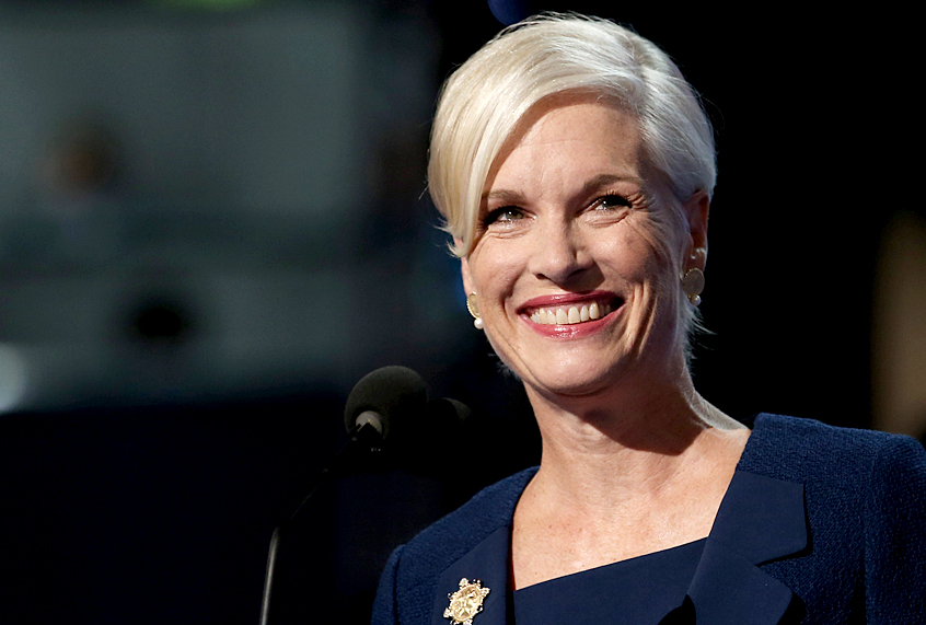 Cecile Richards, Author of Make Trouble Book