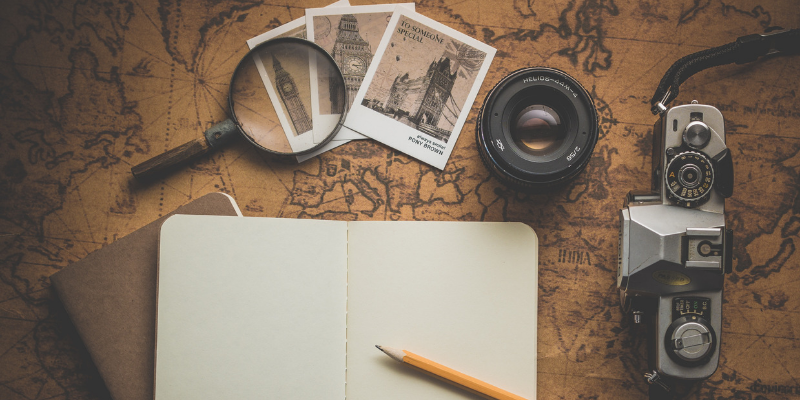 Literary Travel: An Interactive Map to Read the World