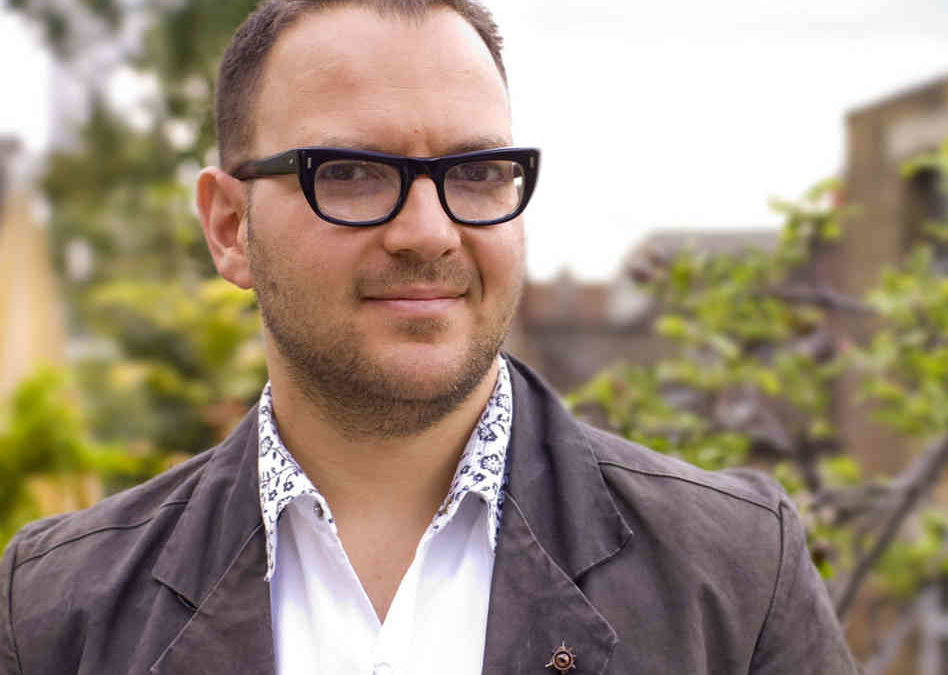 Cory Doctorow, Author of Radicalized Book