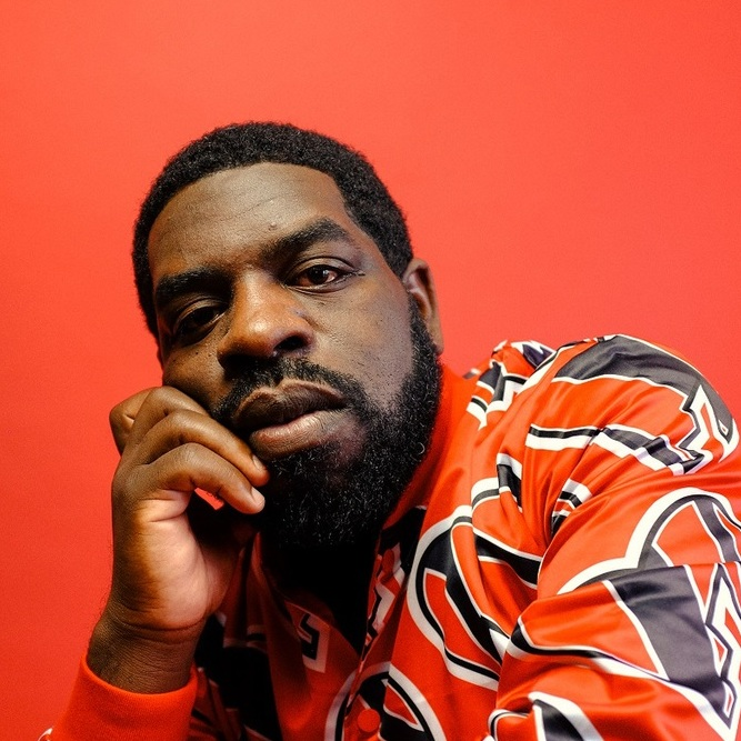 Hanif Abdurraqib, Author of Go Ahead in the Rain Book