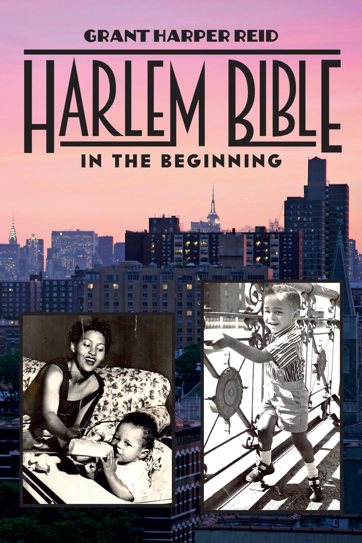 Harlem Bible-In The Beginning