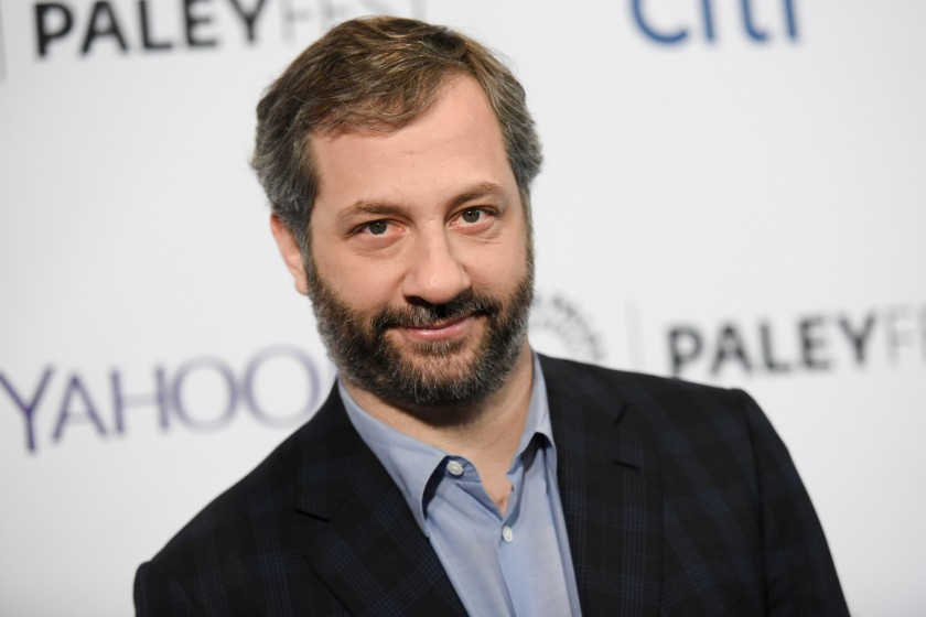Judd Apatow, Author of It's Garry Shandling's Book