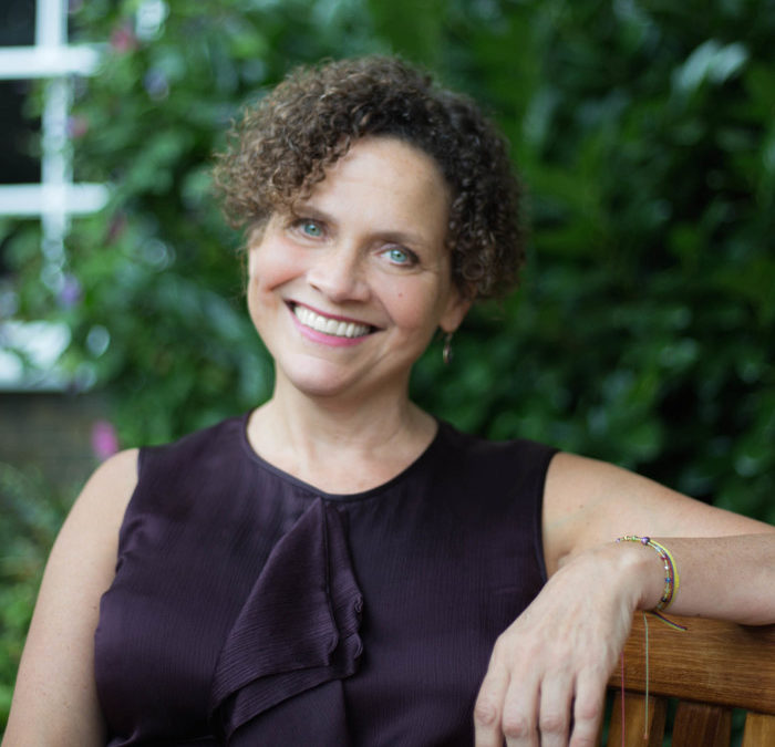Kaethe Cherney, Author of Happy as Larry Book