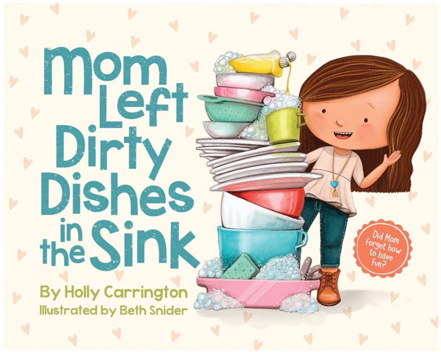 Mom Left Dirty Dishes in the Sink