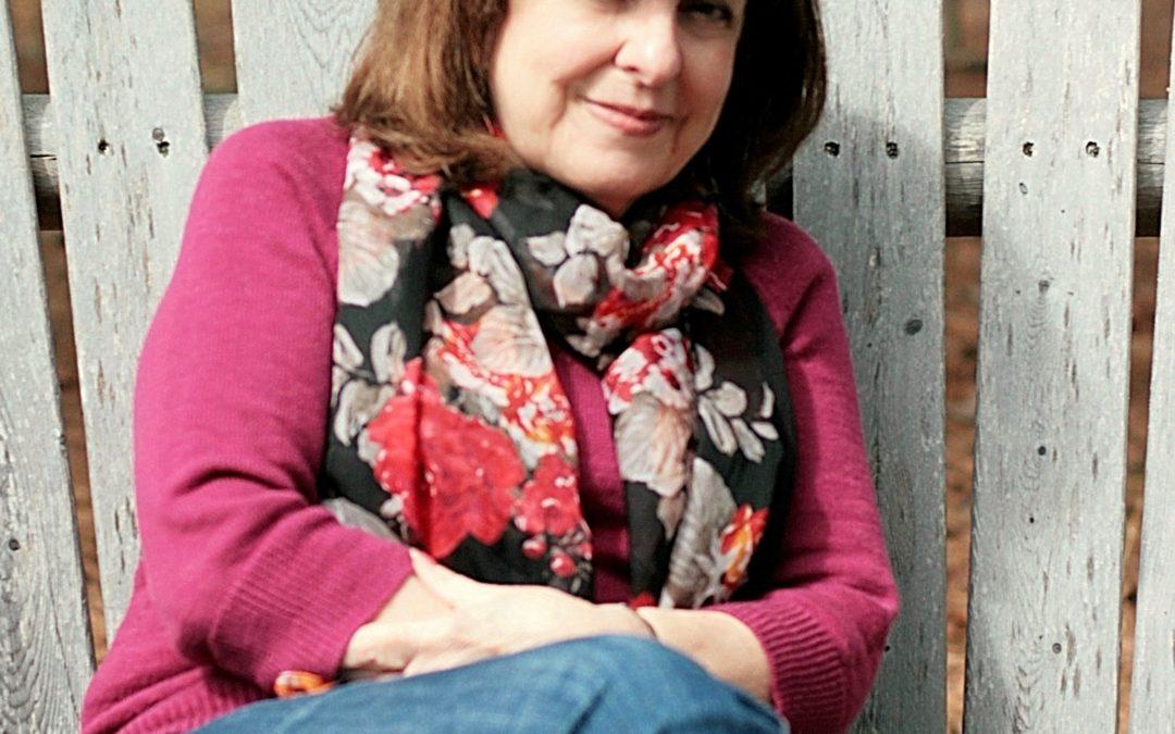 Susan Crawford, Author of Fiber Book