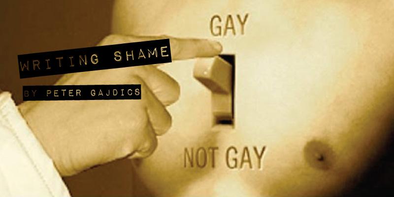 Writing Shame