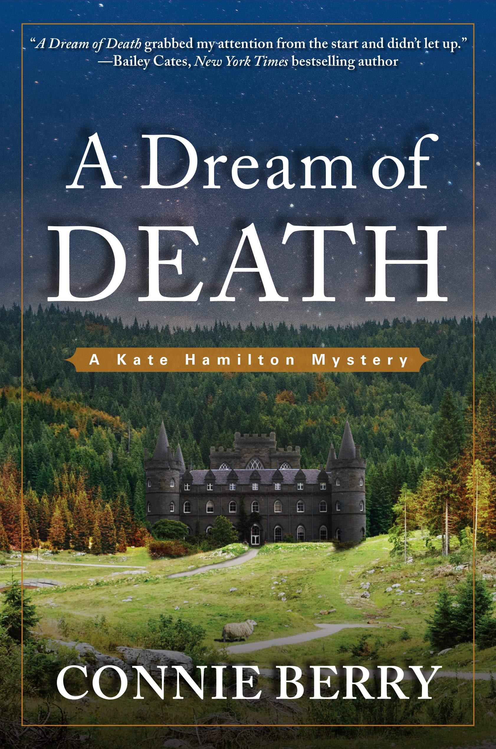A Dream of Death (Kate Hamilton Mysteries)