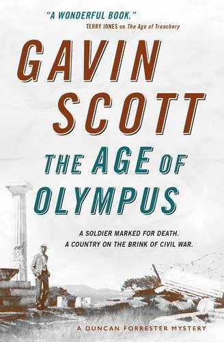 The Age of Olympus: Duncan Forrester Mystery 2