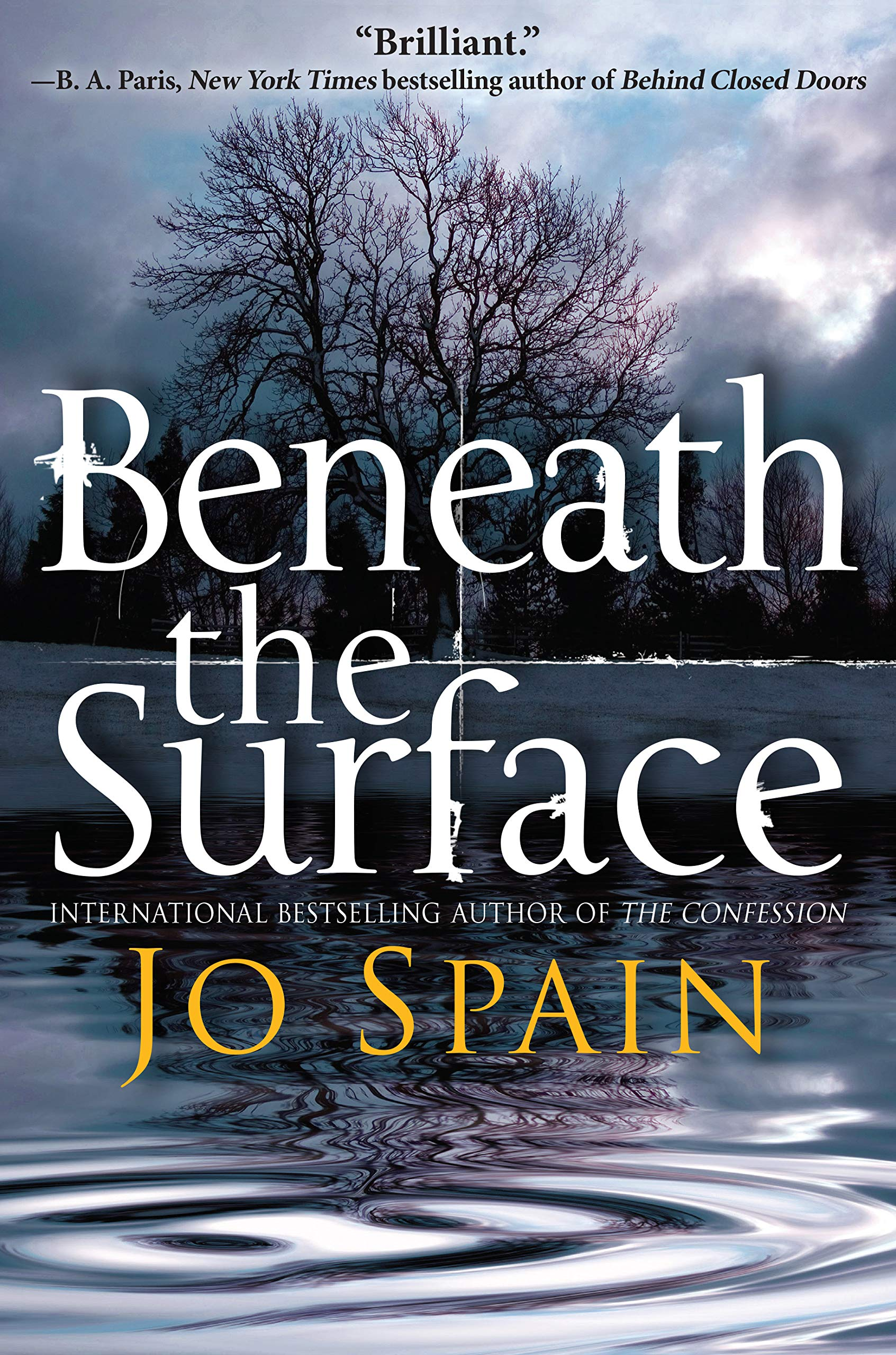 Beneath the Surface: An Inspector Tom Reynolds Mystery