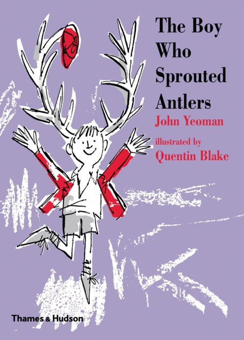 The Boy Who Sprouted Antlers