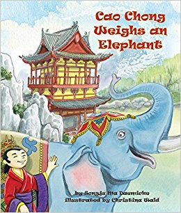 Cao Chong Weighs an Elephant
