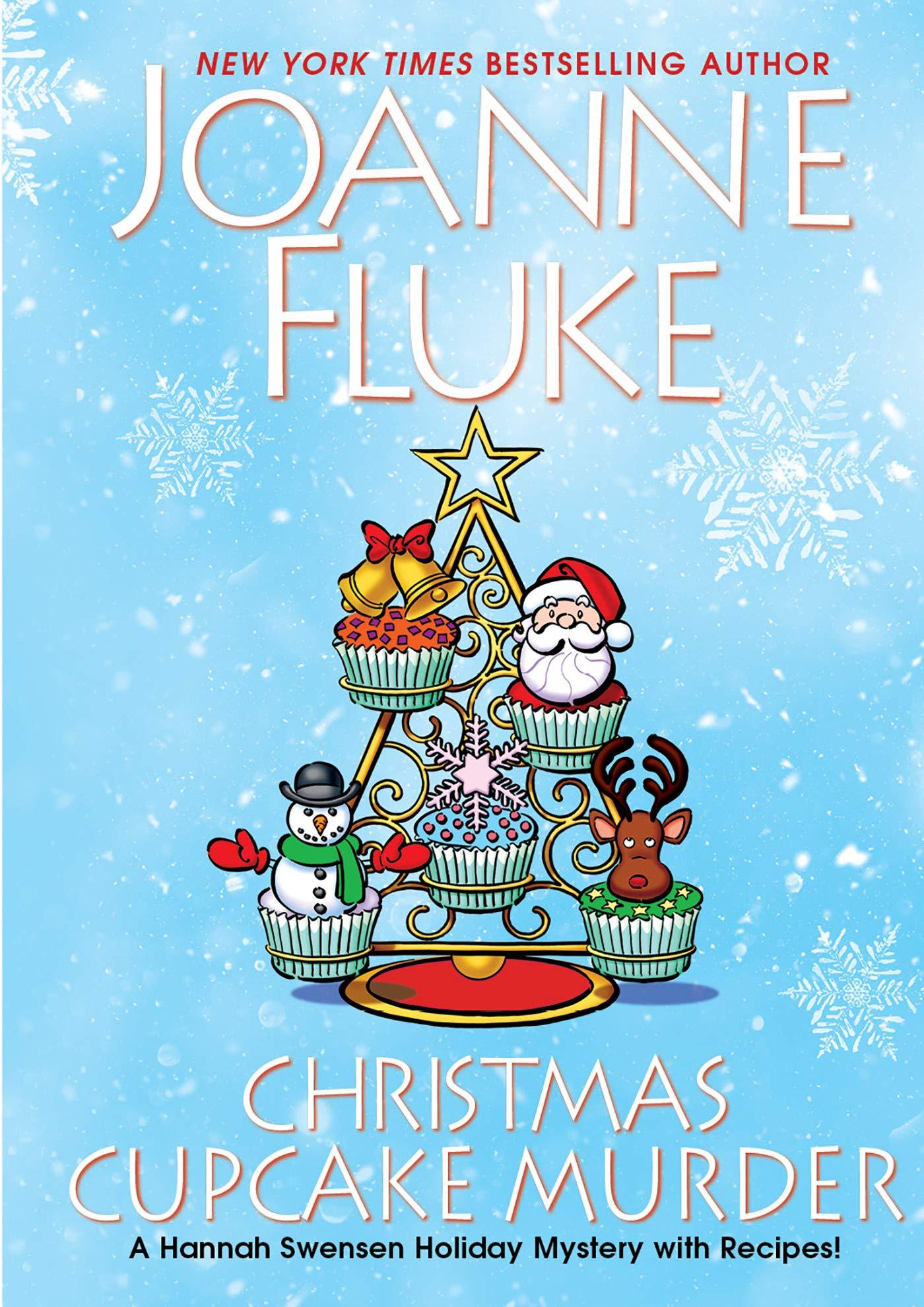 Christmas Cupcake Murder (A Hannah Swensen Mystery)