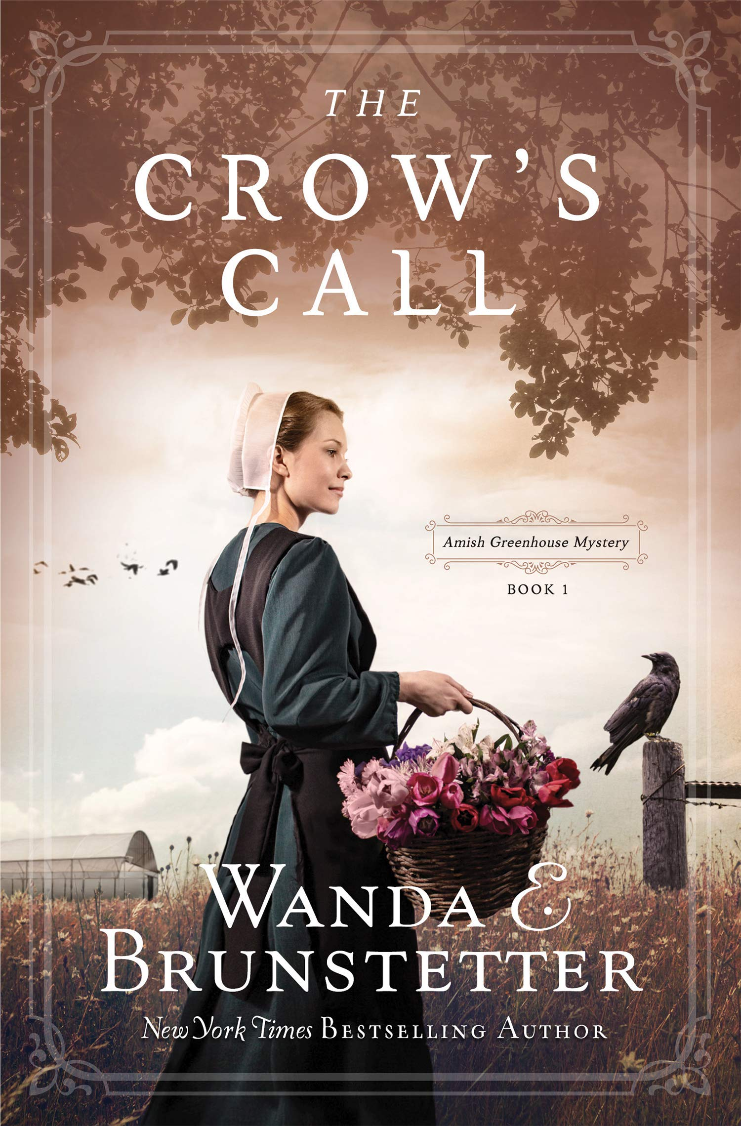 The Crow's Call: Amish Greenhouse Mystery - book 1 (Amish Greenhouse Mysteries)