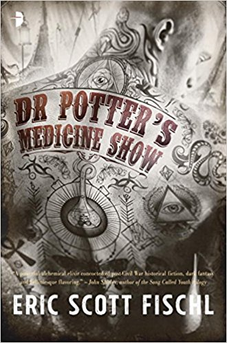 Image result for book cover dr potters medicine show