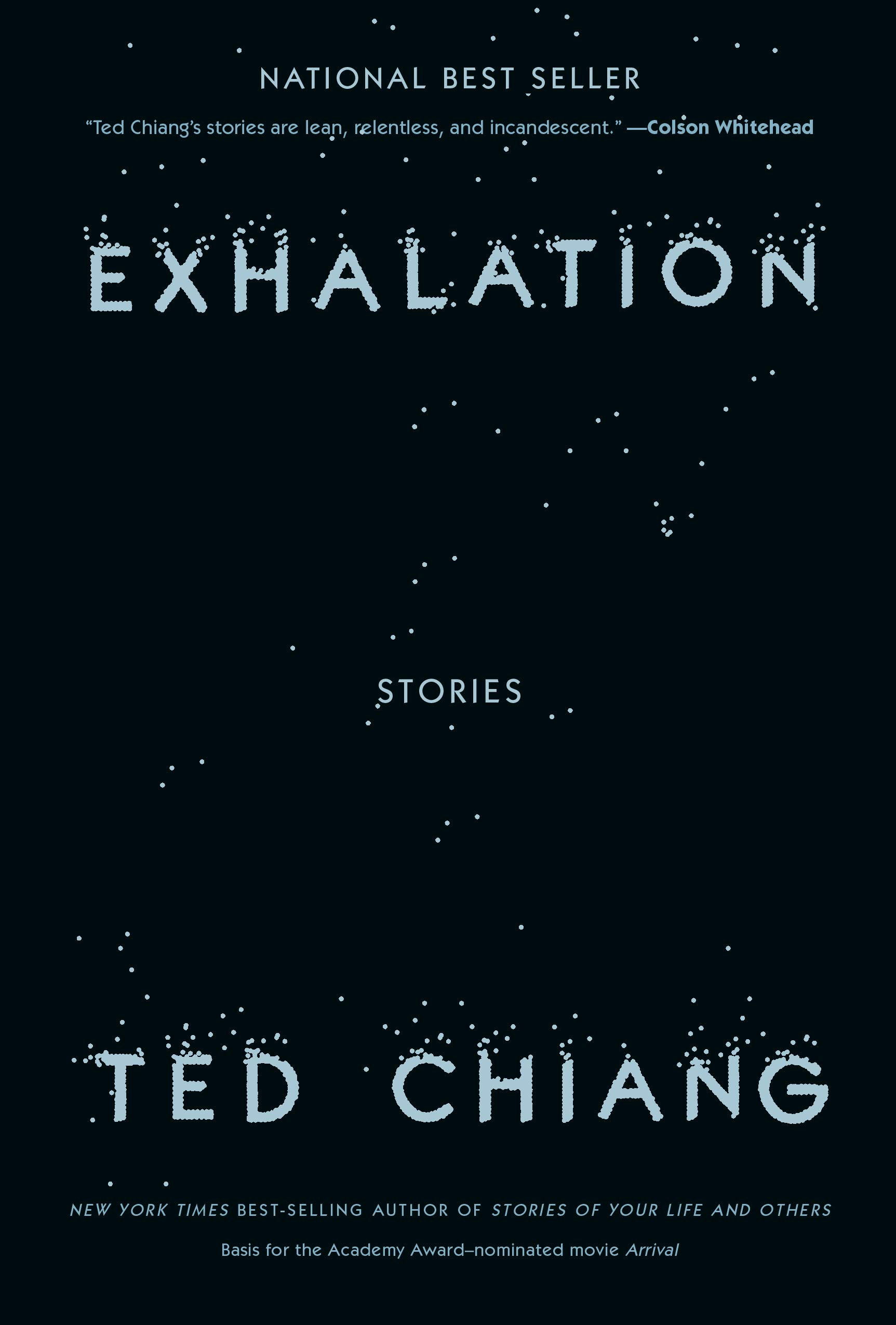 Exhalation: Stories