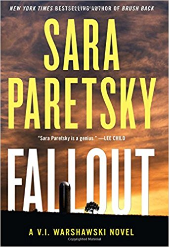 Fallout: A V.I. Warshawski Novel