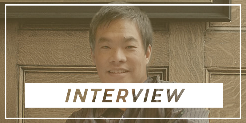 Interview with Children's Book Illustrator and Author Rich Lo