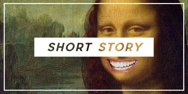 Great Dates With Some Late Greats: Anton Reynolds's Story, or Mona Lisa, Smile!