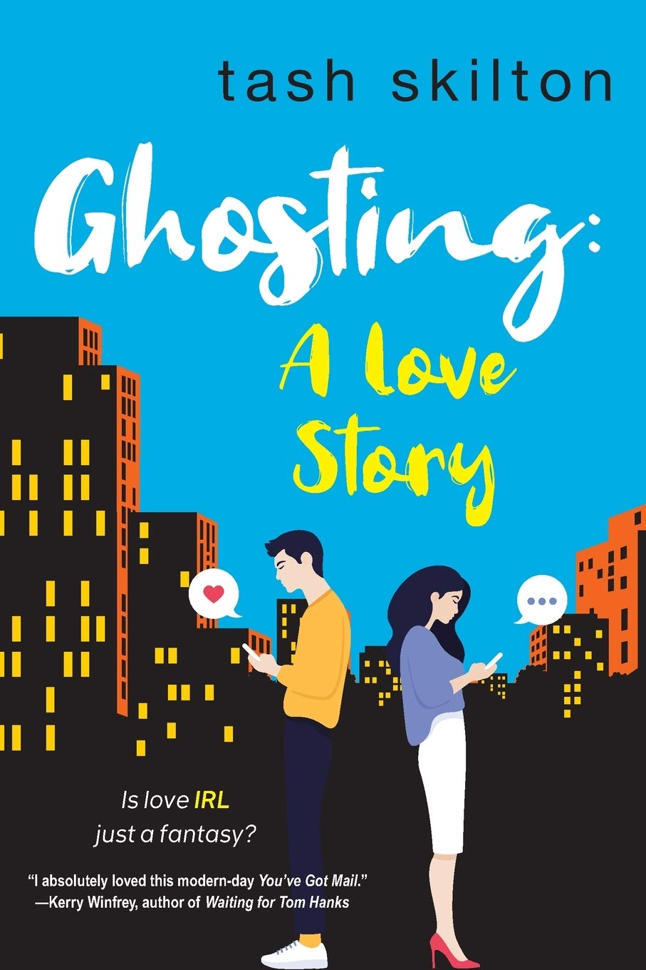 Ghosting: A Love Story