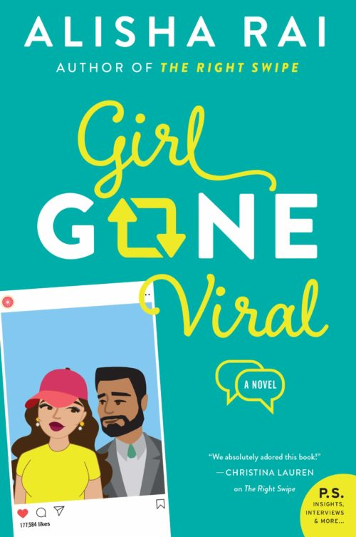 Girl Gone Viral: A Novel
