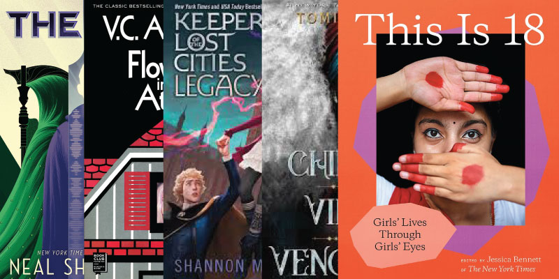 Don't-Miss Young Adult Novels