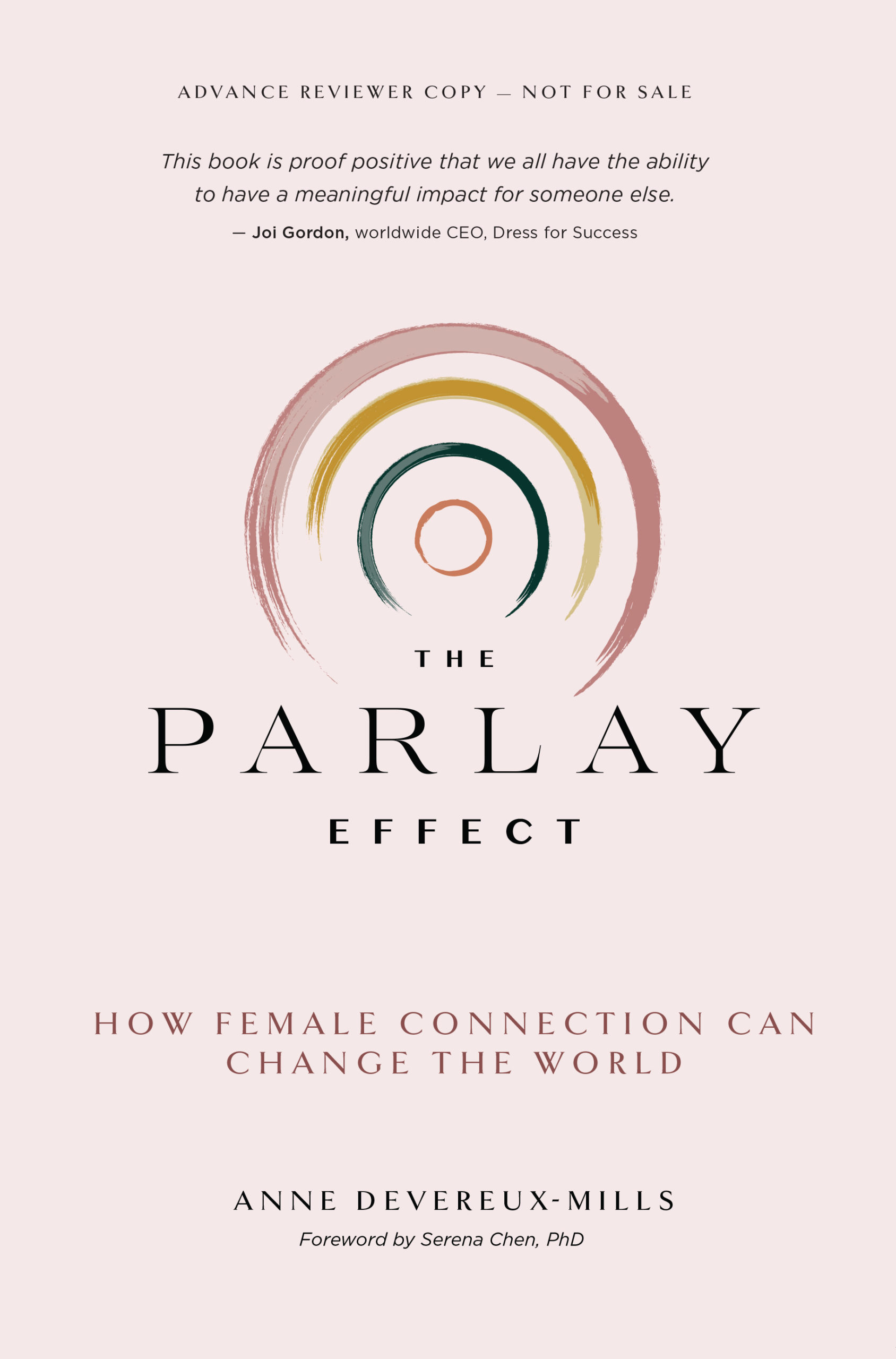 The Parlay Effect: How Female Connection Can Change The World