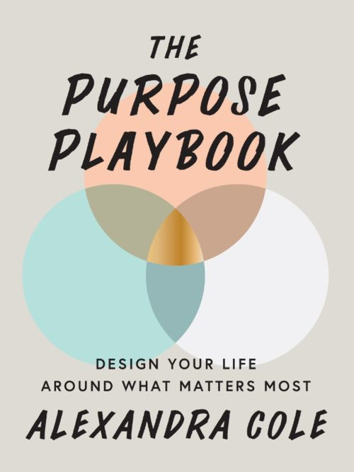 The Purpose Playbook: Design Your Life Around What Matters Most