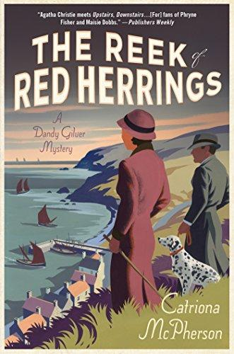 The Reek of Red Herrings: A Dandy Gilver Mystery