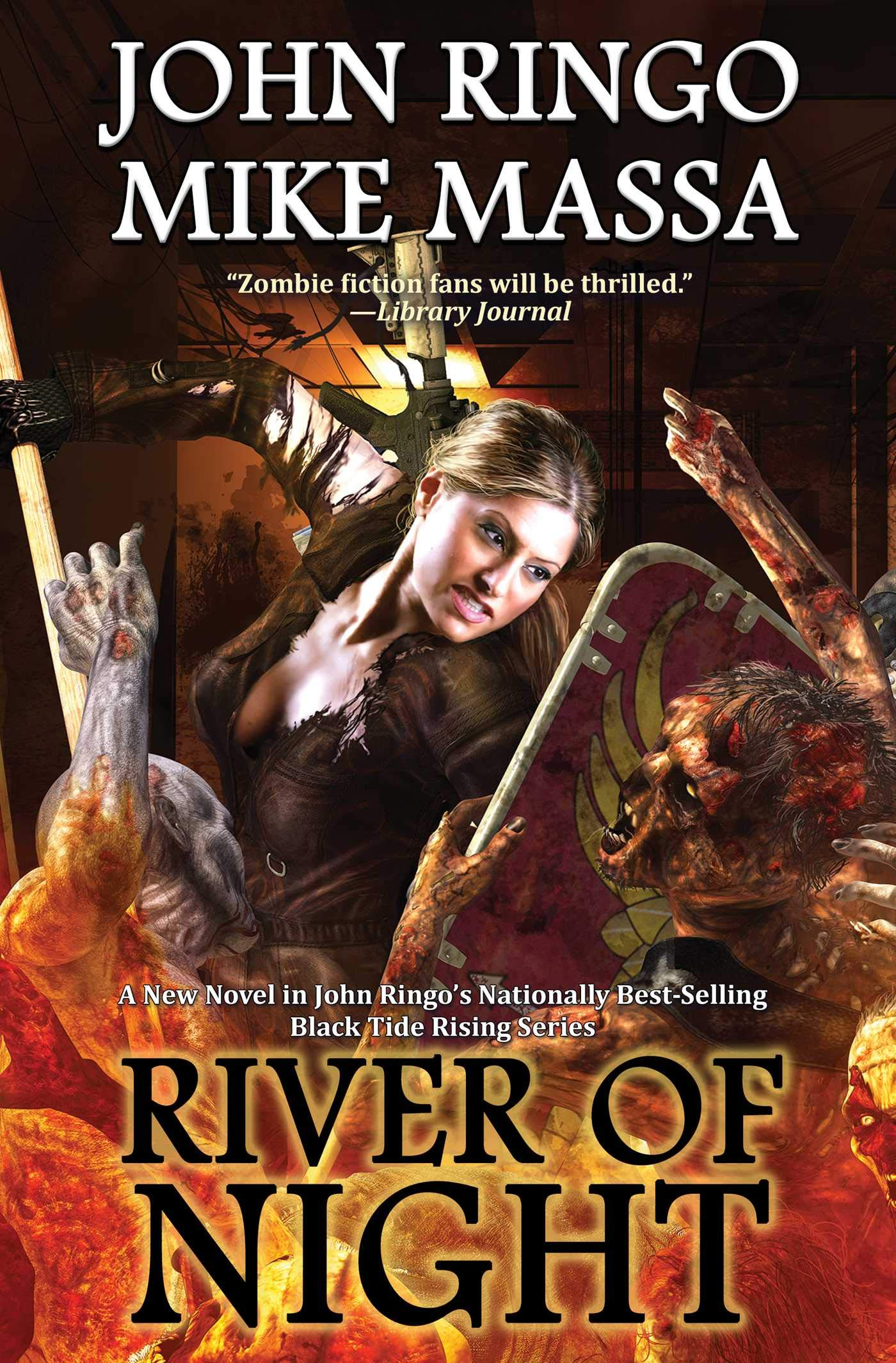River of Night (7) (Black Tide Rising)