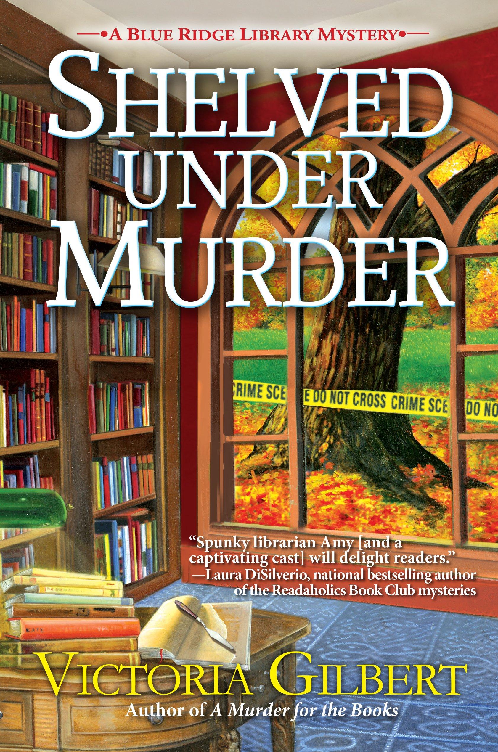Shelved Under Murder: A Blue Ridge Library Mystery