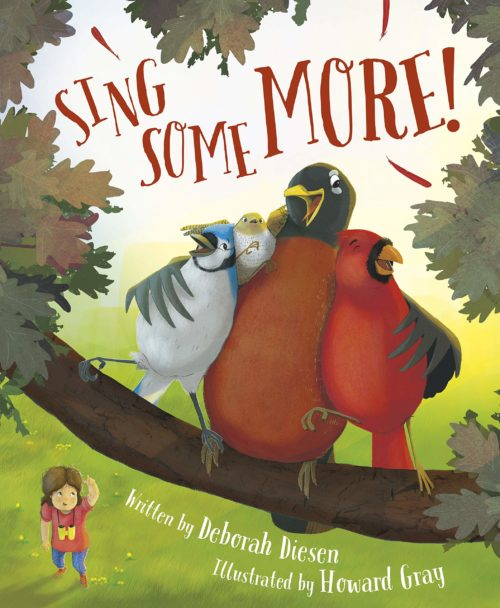 Sing Some More!