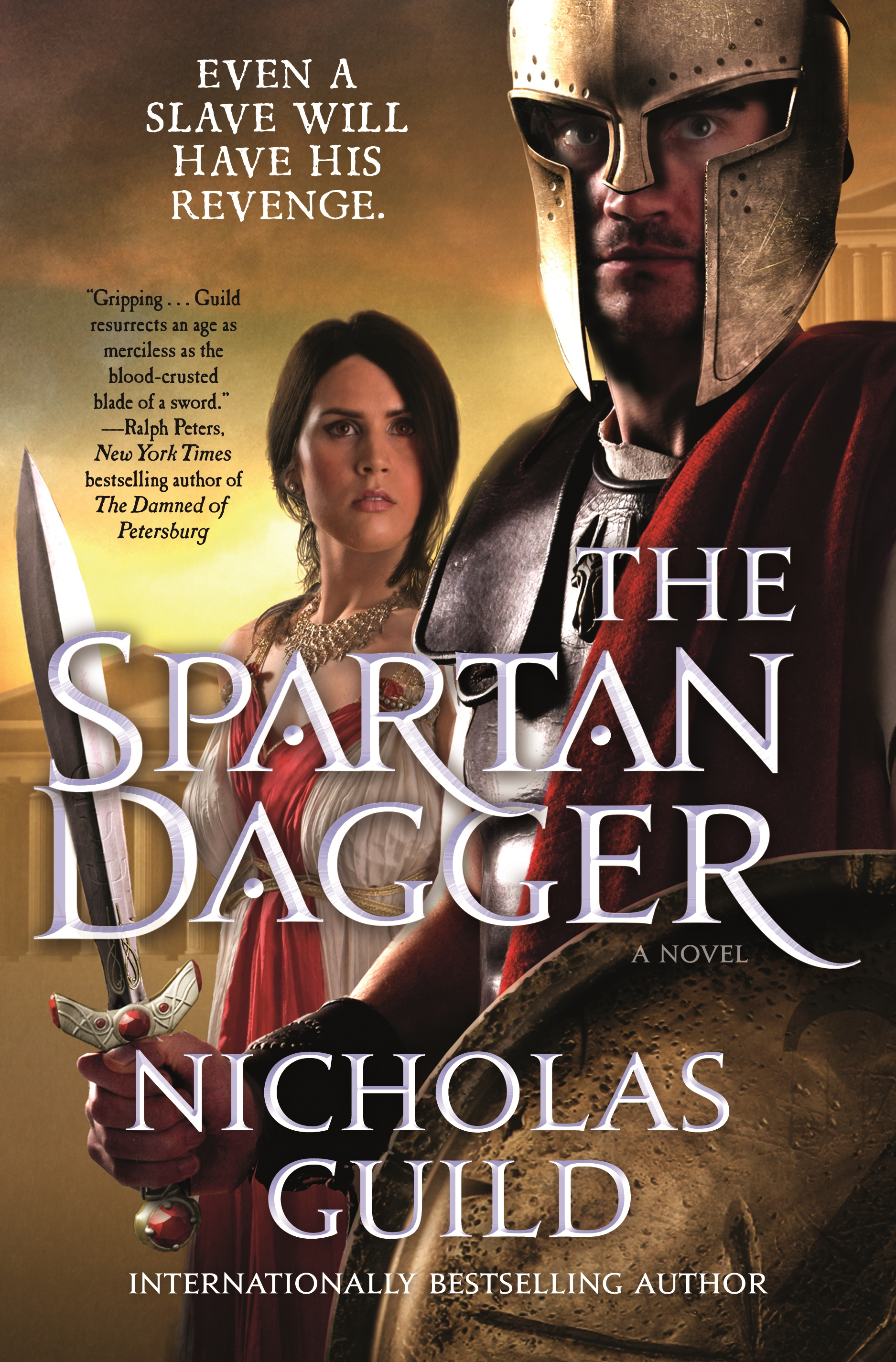 The Spartan Dagger: A Novel