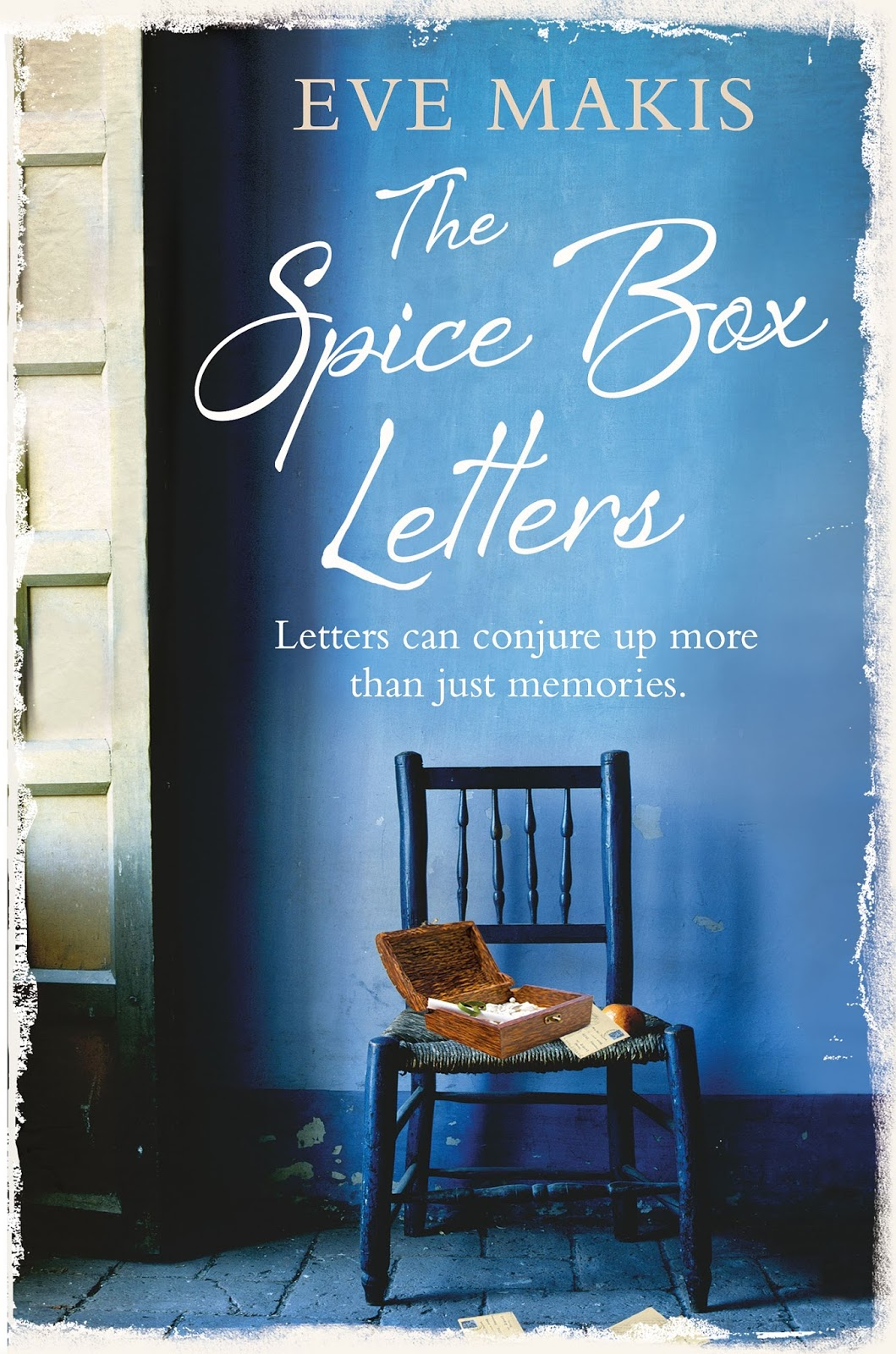 The Spice Box Letters: A Novel