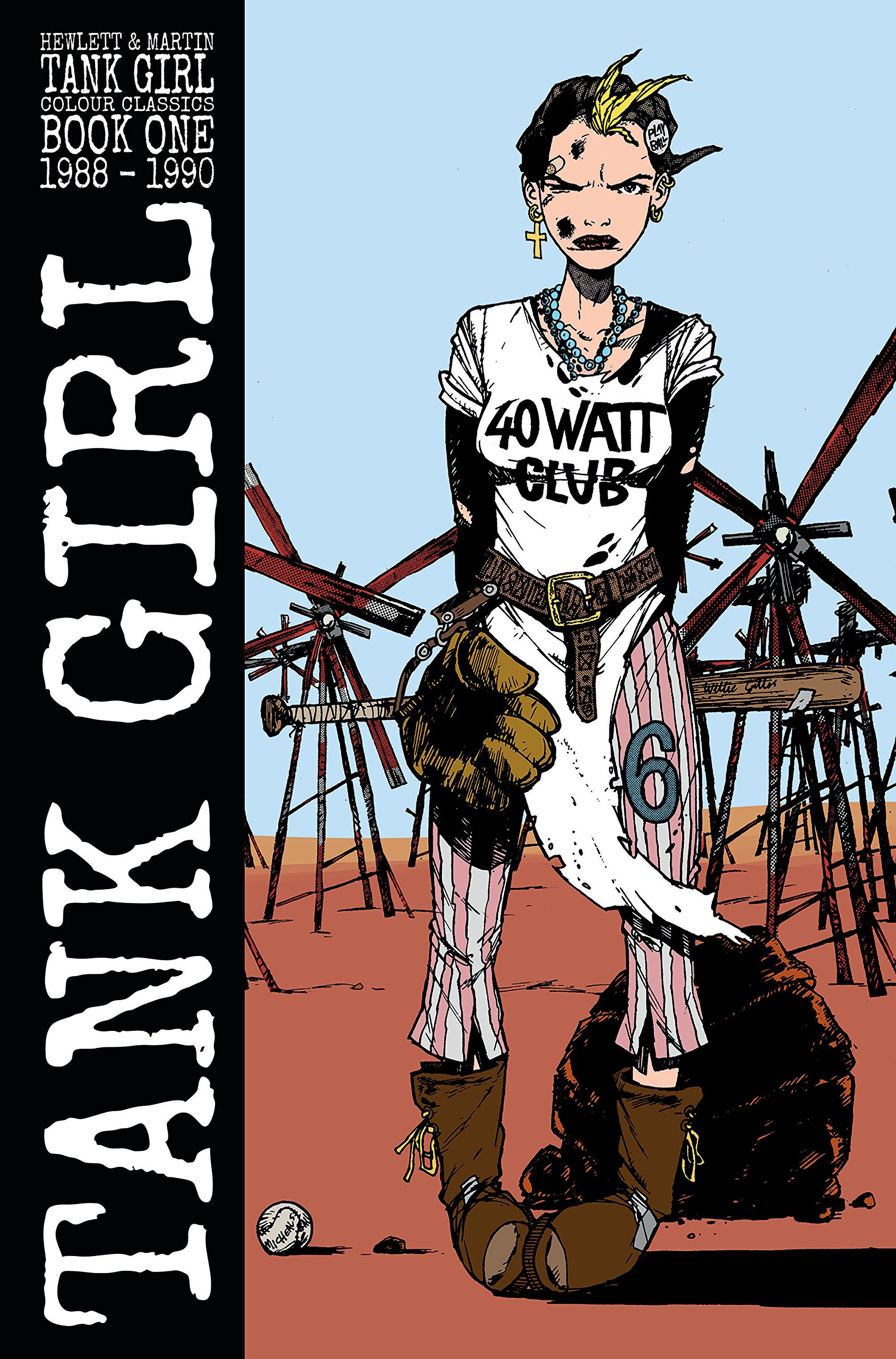 Tank Girl Color Classics Book One