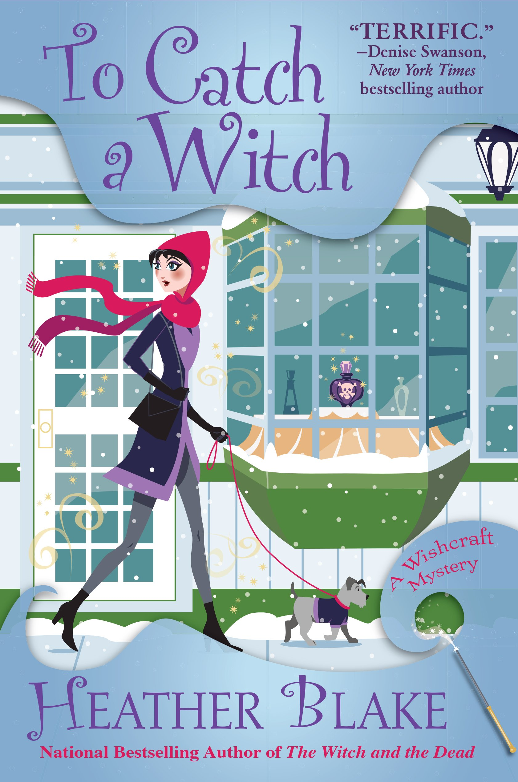 To Catch a Witch: A Wishcraft Mystery