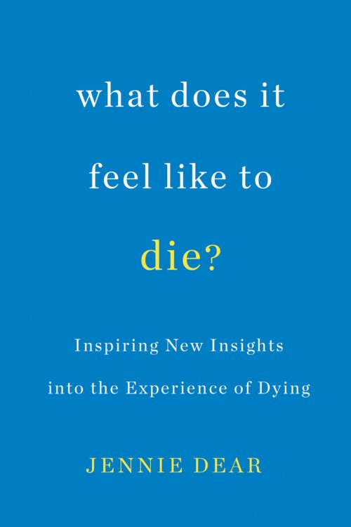 What Does It Feel Like to Die?: Inspiring New Insights into the Experience of Dying
